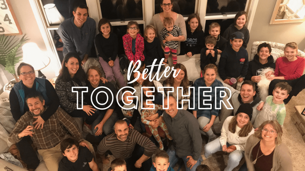 Better Together sermon cover art