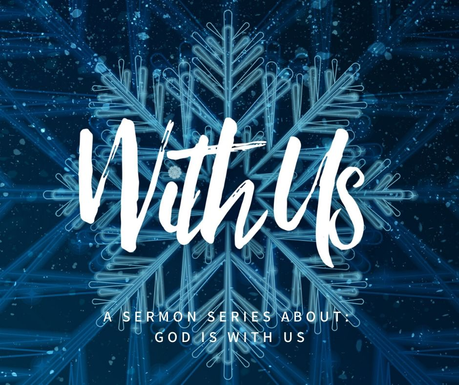 With Us Sermon Series Cover