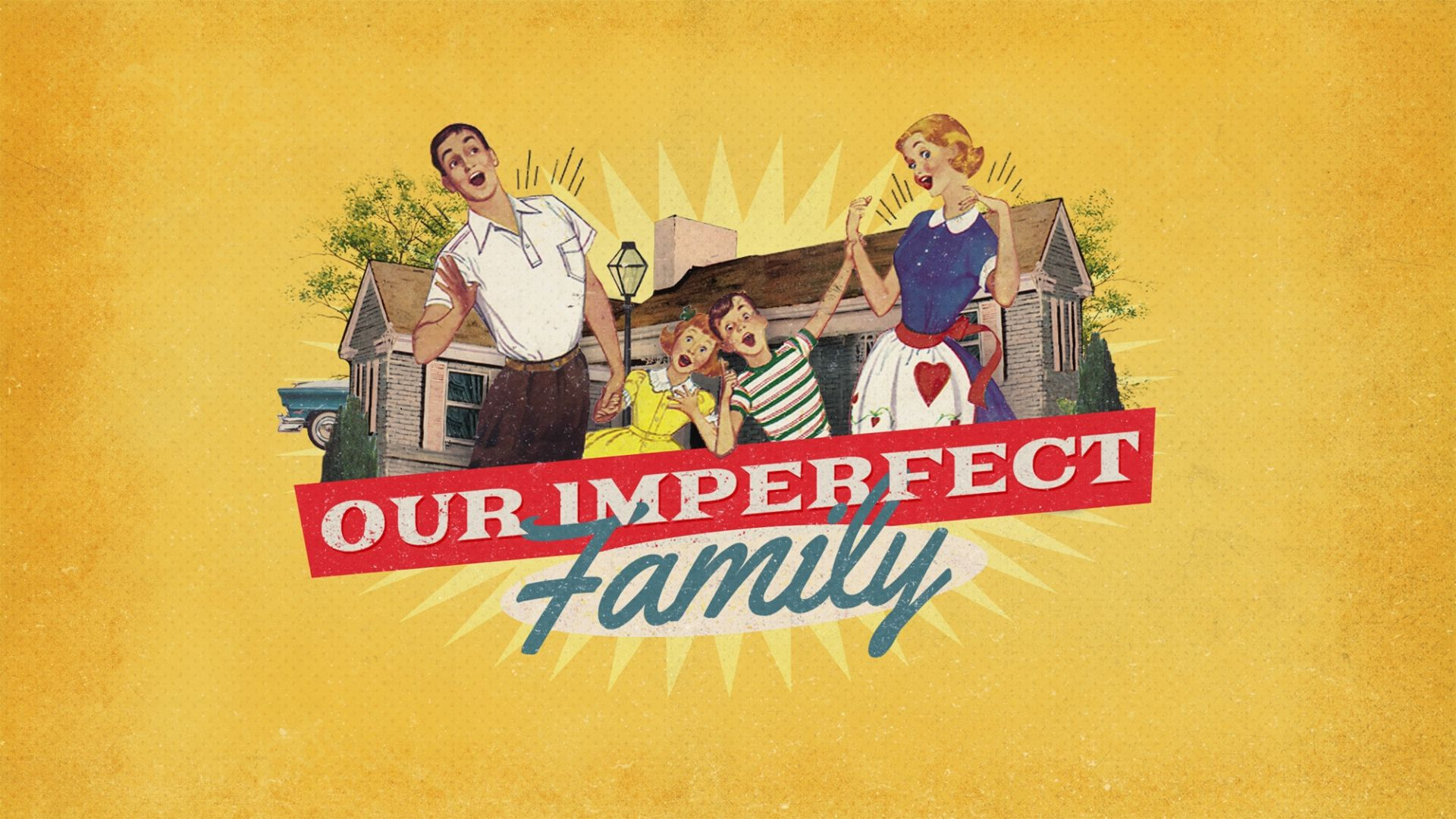 Our Imperfect Family Cover Art