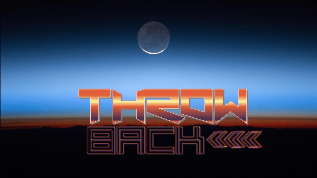 Throwback Sermon Series Cover Art