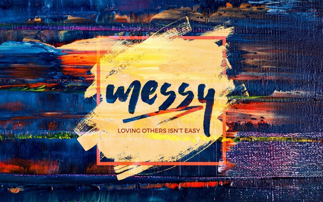 Messy – In The Fire