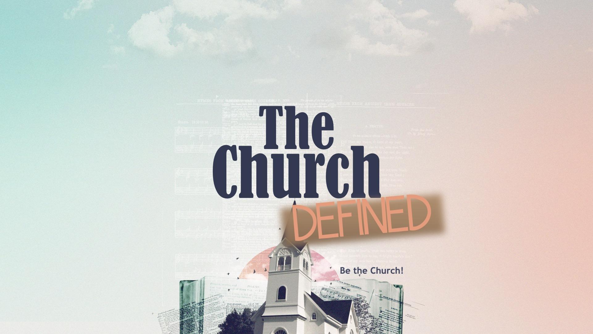 Church Defined Series