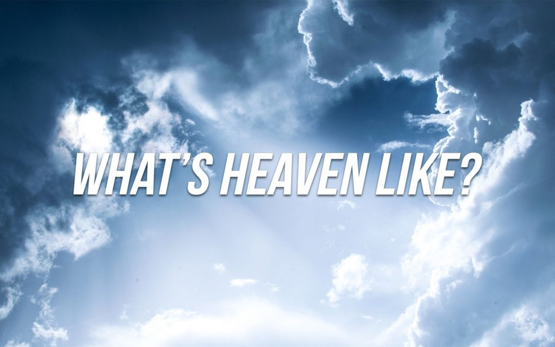 Rewards In Heaven
